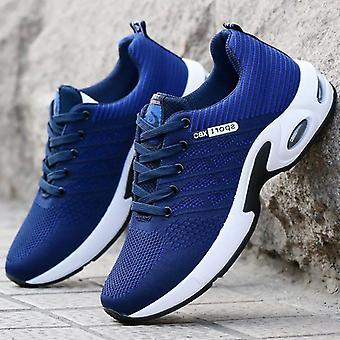 Vulkanisierte Schuhe Männliche Sneakers, Sommer atmungsaktive Keile Sneakers