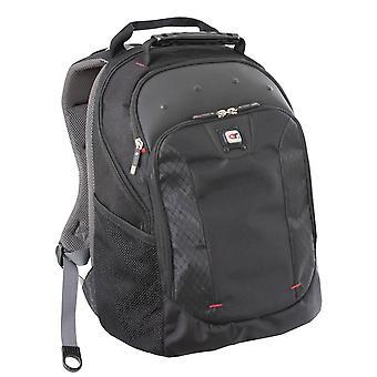 Gino Ferrari Juno 16inch Laptop Backpack - Black