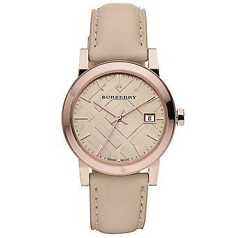 Burberry BU9109 Die Stadt Rose Gold Ton Frauen's Uhr