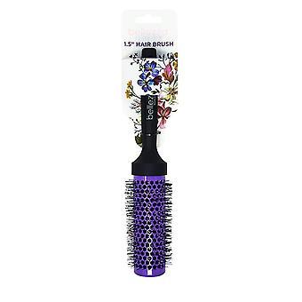 Bellezza Round Ceramic Hair Brush | Purple | Multiple Sizes