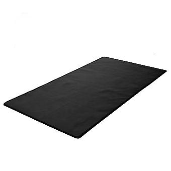 Fireproof Fiberglass, Silicon Coated, Carpet For Fireplace, Grill, Bbq Flame,
