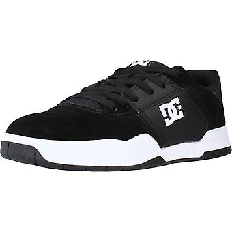 Dc Sport / Central M Color Bkw Sneakers