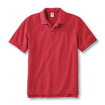 Cotton Polo Shirt Men