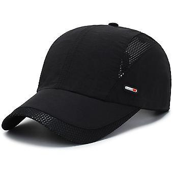 Adjustable Summer Baseball Caps, Outdoor Sport Sun Hat, Running Visor, Casual