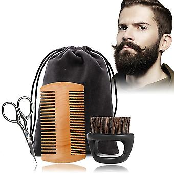 Men Beard Grooming Kit, Mustache Styling Tools