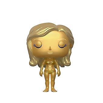 James bond jill masterson złota dziewczyna pop! Rysunek