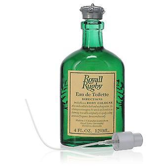 Royall Rugby Eau De Toilette (unboxed) By Royall Fragrances 4 oz Eau De Toilette