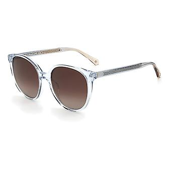 Kate Spade Asian Fit KIMBERLYN/G/S PJP/HA Blue/Brown Gradient Sunglasses