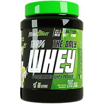 Menú Fitness The Only Whey Chocolate 4,5 kg