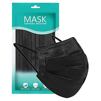 Disposable Mask, Earloop, Unisex Breathable, Seal Respirator