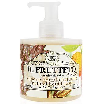 Natural liquid soap il frutteto liquid soap 251232 300ml/10.2oz