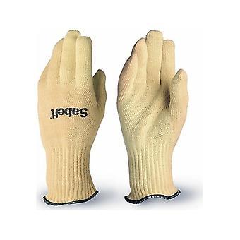 Mechanic's Handschoenen Sabelt Kevlar Wit