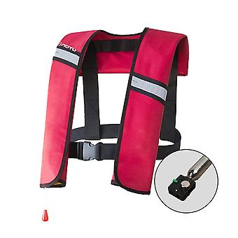Colete salva-vidas inflável manual/automático