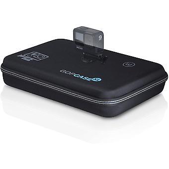 HanFei GOP Case Tasche kompatibel mit GoPro Hero 9, Hero 8, 7, 2018, 6, 5, Apeman, Crosstour