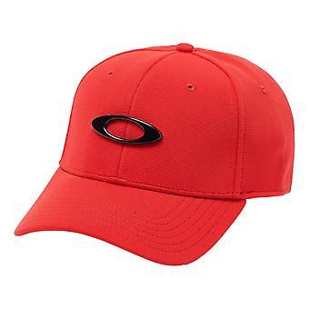 Oakley Tincan Cap - Red / Black