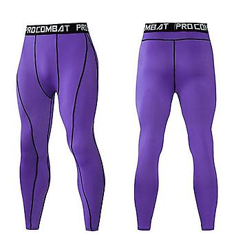 Men's Compression Pants, Male Tights Sport Trousers