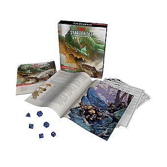 Dungeons & Dragons RPG starter sæt (DDN)