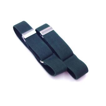 Elastische shirt mouw houder verstelbare armband arm manchetten banden
