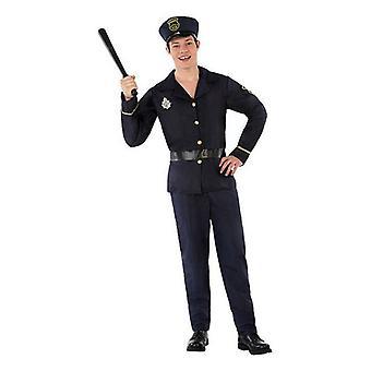 Disfraz para niños 116269 Oficial de policía (Tamaño 14-16 años)