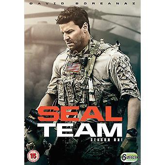 SEAL Team - Season 1 DVD