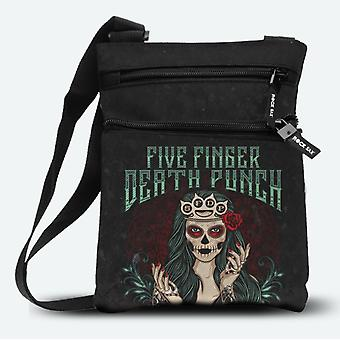 Five Finger Death Punch - DOTD Green Body Bag