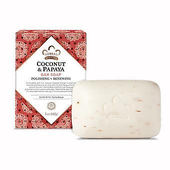 Nubian Heritage Bar Soap Coconut & Papaya