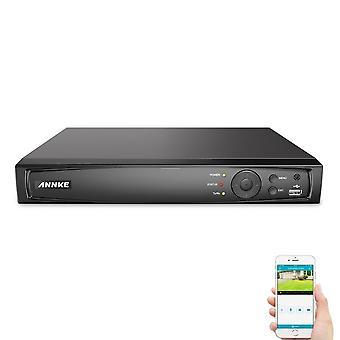Annke 4k Poe वीडियो रिकॉर्डर 8ch 8mp H.265 Nvr के लिए HD Poe 2mp 4mp 5mp 8mp Ip Poe