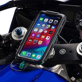 Apple iphone 12 / pro vedenpitävä sportsbike-kotelon kiinnityssarjat
