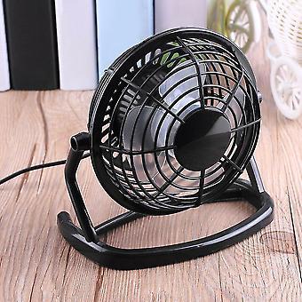 Mini størrelse Usb Fan Bærbare Super Mute Pc Usb Kølebord Mini Fan