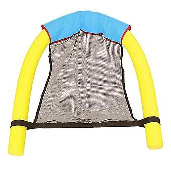 Flytande pool sling mesh stolar