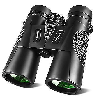 Powerful Adult Binoculars, 12x42 HD Compact Binoculars for Bird Watching, Camping, Hiking Low Night