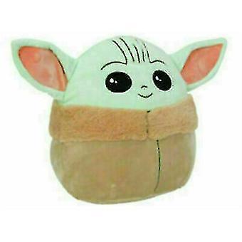 "5""/10"" Baby Yoda Plush Doll Pillow Soft Kids Toys Gifts(13cm)"