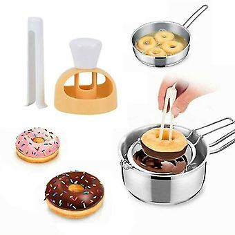 Padaria diy donut donut donut donut bolo fabricante de pão decorando ferramenta de molde #60