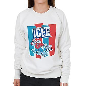 ICEE Coldest Drink In Town Women's Sweatshirt
