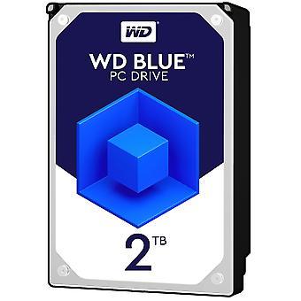 WD 2TB Blue 5400rpm 256MB Cache belső merevlemez (WD20EZAZ)