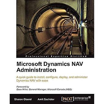 Microsoft Dynamics NAV Administration