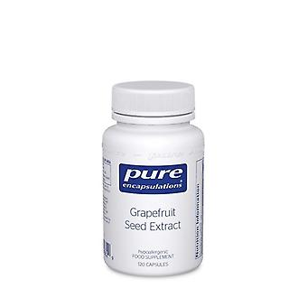 Pure Encapsulations Grapefruit Seed Extract Capsules 120 (GR1UK)