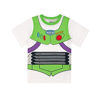 Toy Story Boys Buzz Lightyear Short Pyjama Set