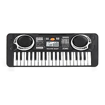 Draagbare en digitale elektrische piano
