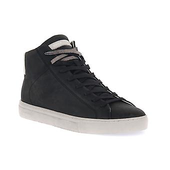 Crime london high top essential sneakers fashion