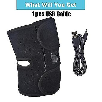 Gait belts infrared heating knee pads support knee brace for arthritis thermal heat therapy wrap knee protector