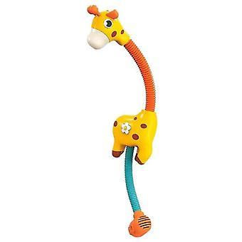 お風呂のおもちゃ子供のお風呂おもちゃ電気漫画キリンシャワー