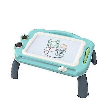 Tavolo da disegno magnetico per bambini, scrittura sketch board giocattoli didattici per l'apprendimento