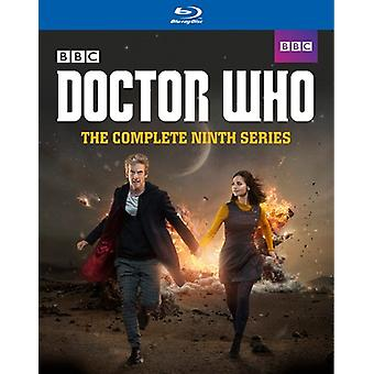 Doctor Who: The Complete negende Series [Blu-ray] USA import