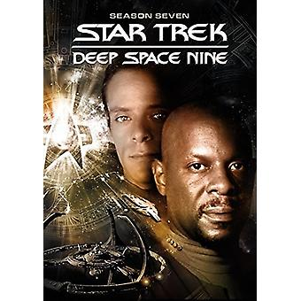 Star Trek - Deep Space Nine: Säsong 7 [DVD] USA import