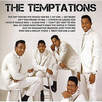 Temptations - Icon [CD] USA import