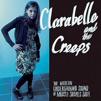 Clara Belle and the Creeps - Modern Underground Sound of Muscle Shoals Soul [Vinyl] USA import