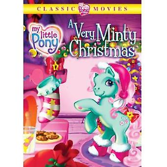 My Little Pony - Very Minty Christmas (30th Anniversary Edition) import USA [DVD]