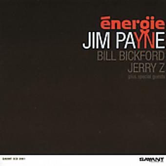 Jim Payne - Energie [CD] USA import