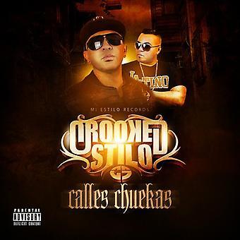 Crooked Stilo - Calles Chuekas [CD] USA import